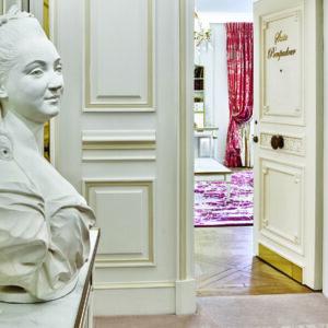 Discover the Pompadour Suite at Le Meurice