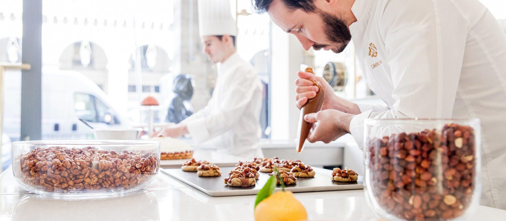 Harmony Cuisine Saint Julien la pâtisserie du meurice par cédric grolet | dorchester