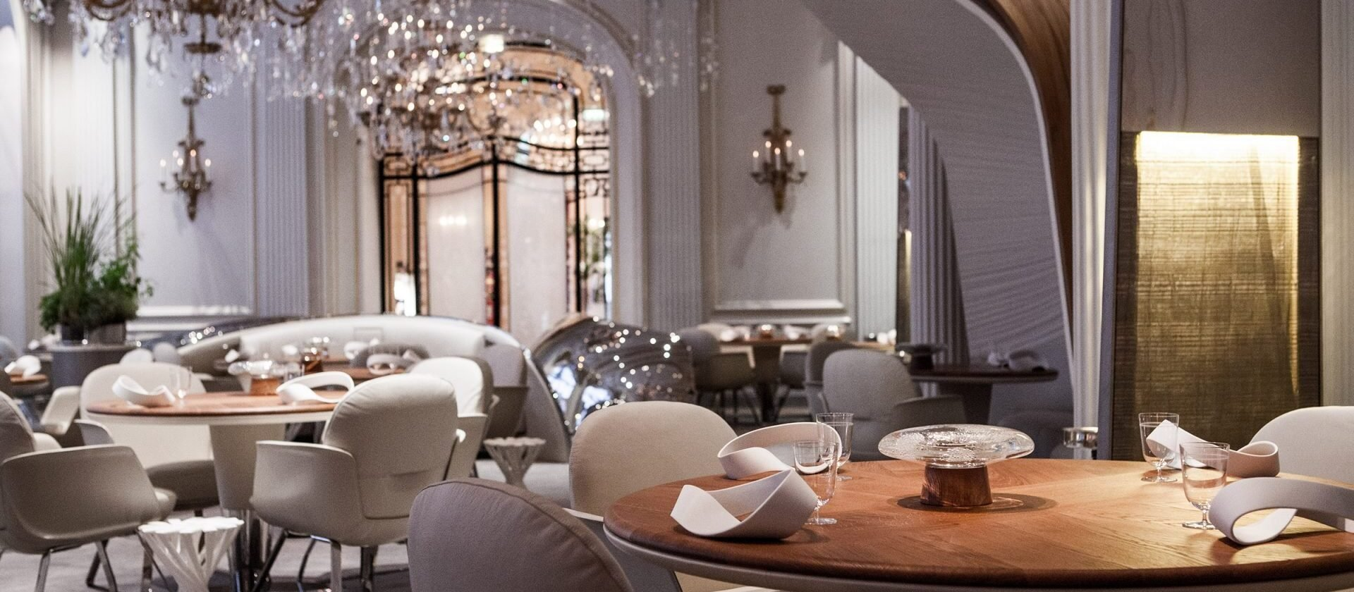 Alain Ducasse Au Plaza Athénée Dorchester Collection