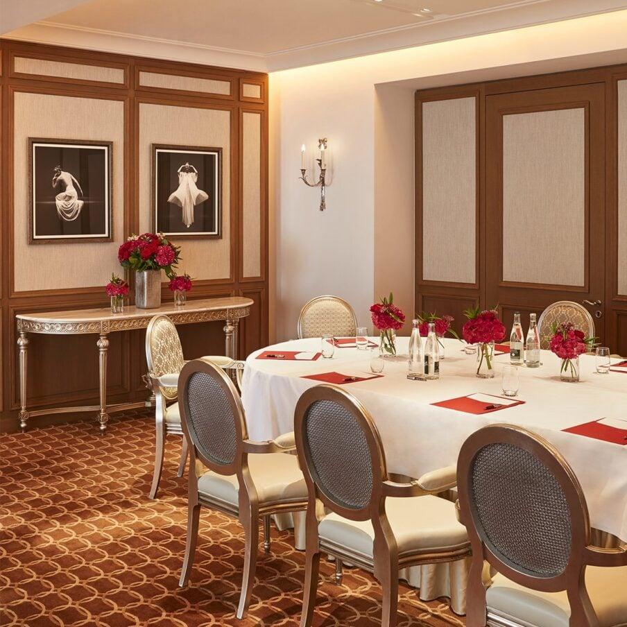 Meeting Rooms & Event Venues - Plaza Athénée | Dorchester
