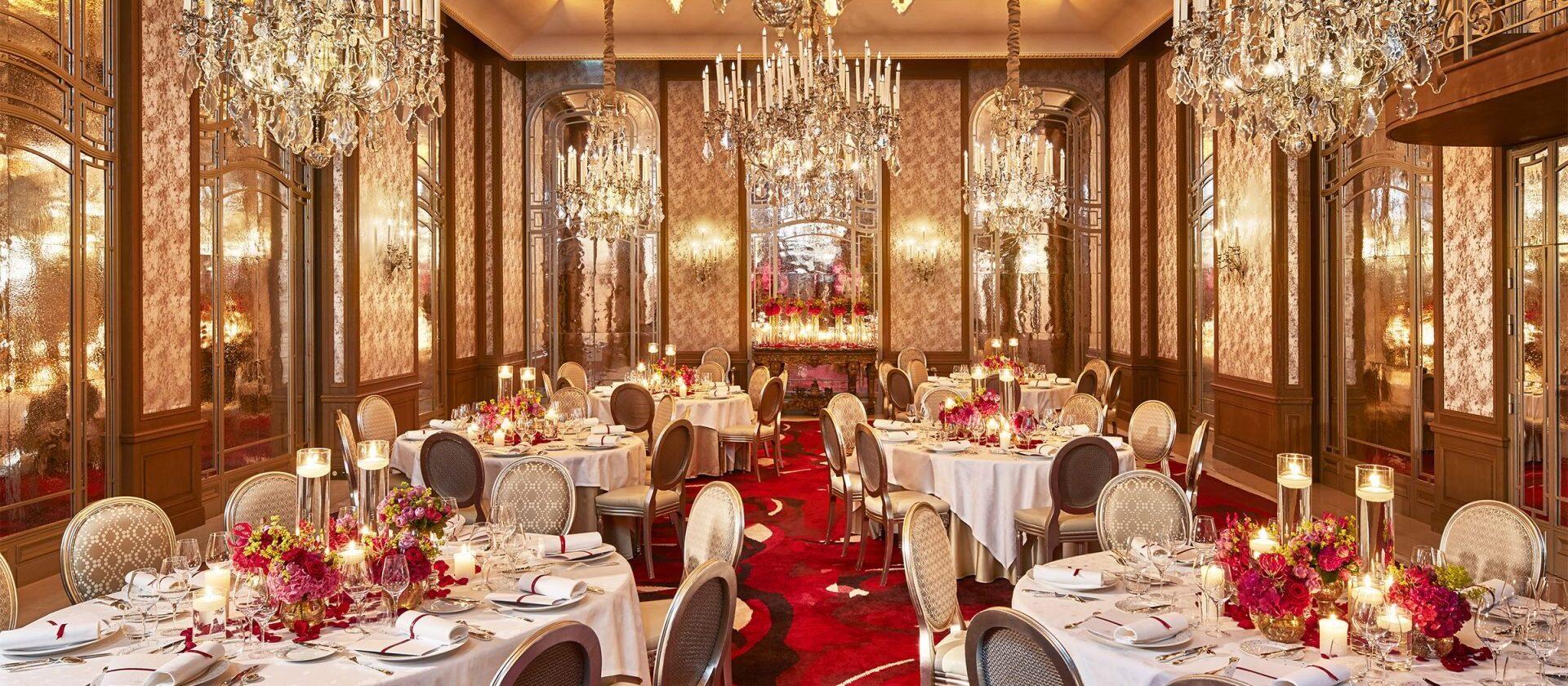 Le Salon Haute Couture Hotel Plaza Athenee Dorchester