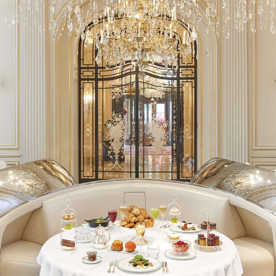 Restaurants & Bars - Paris - Plaza Athénée