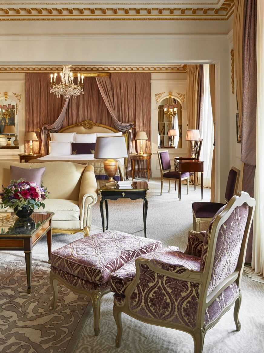 The largest suite in Paris