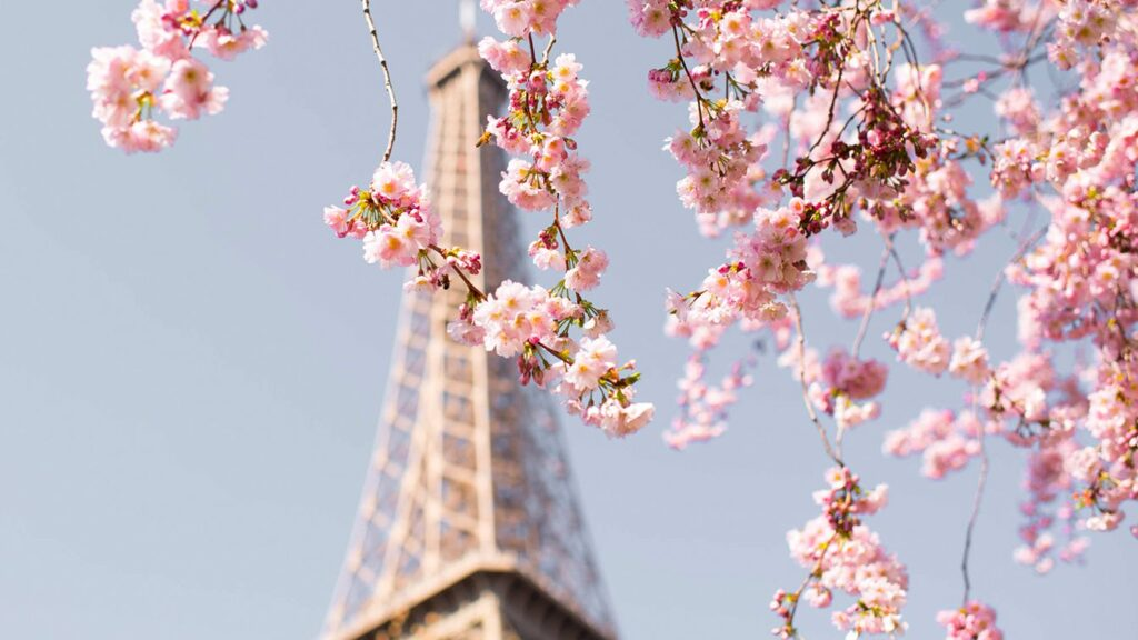 Spring and Easter breaks in Paris