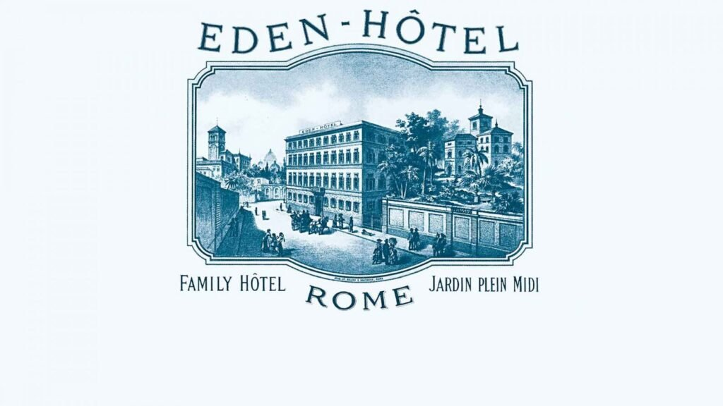 Celebrating 130 years of Hotel Eden