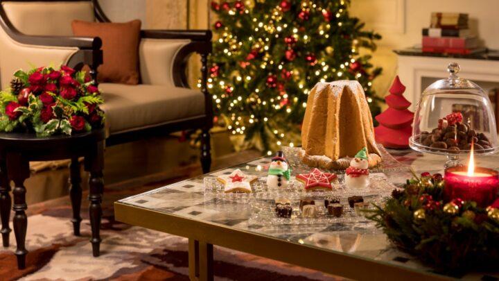Festive Season at Hotel Eden
