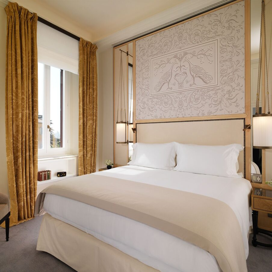 Classic Room at Hotel Eden