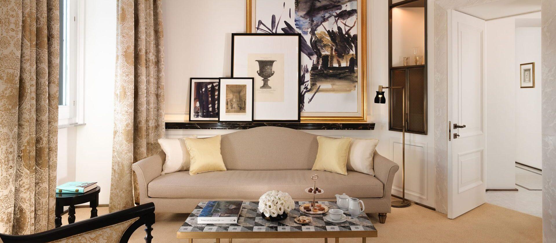 Hotel Eden - Rome - 5-Star Luxury Hotel | Dorchester Collection