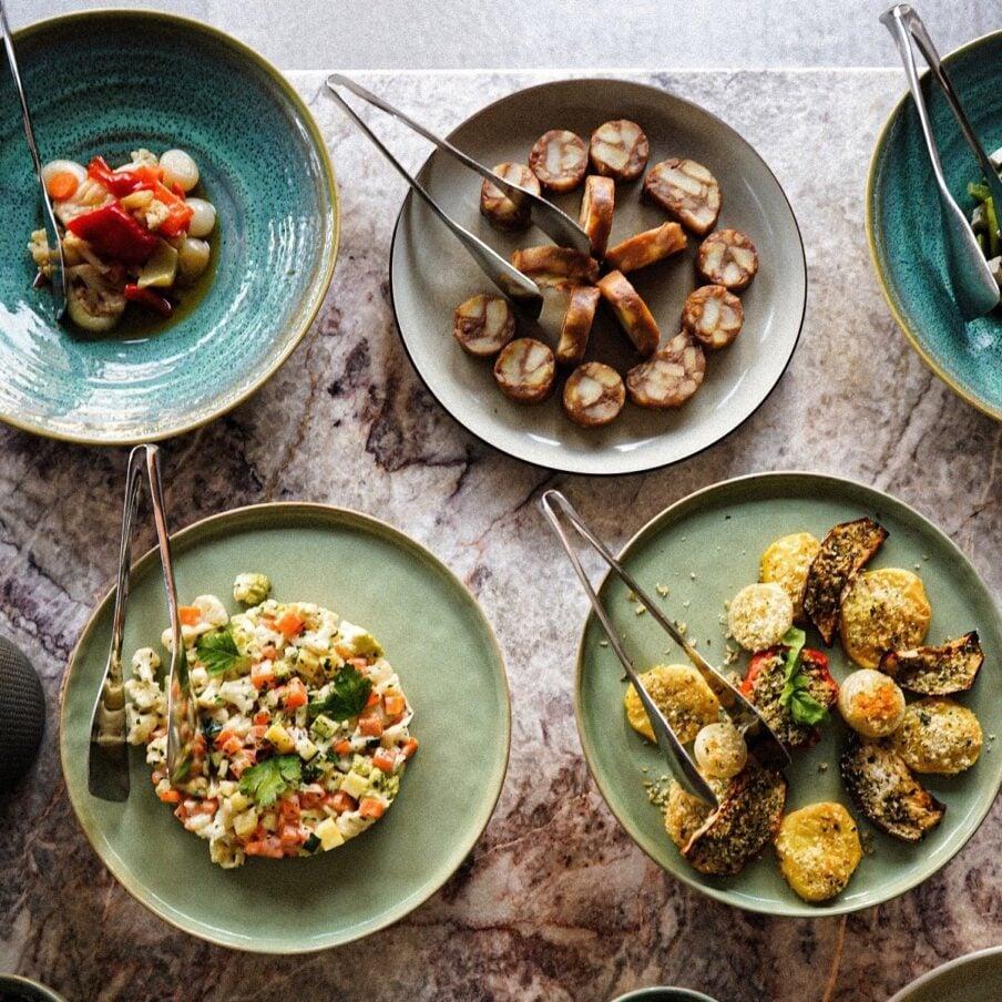 Fabio's weekend feasts