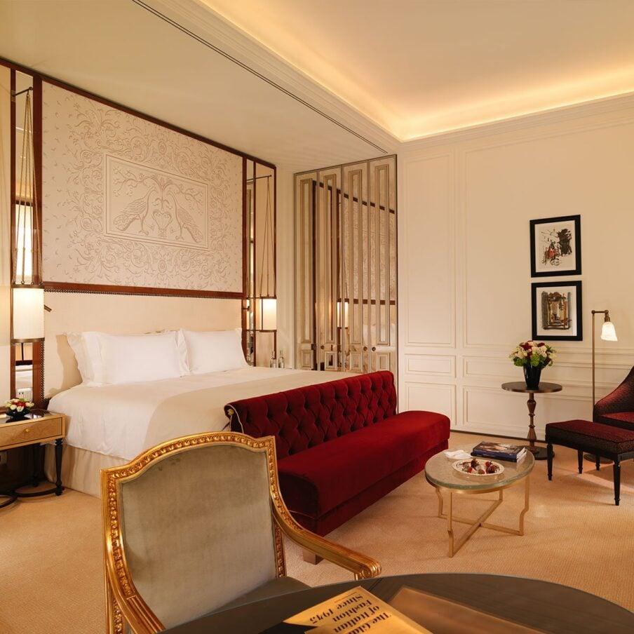 Junior Suite at Hotel Eden