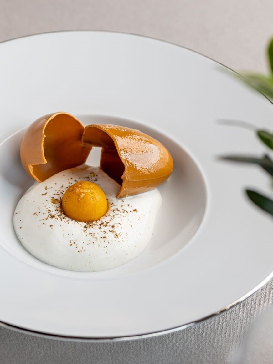 Hotel Eden La Terrazza Dessert - Easter