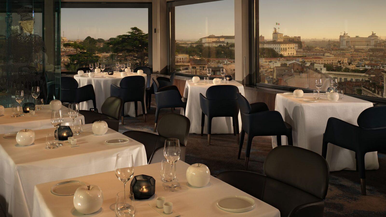 La terrazza dorchester collection - Hotel eden en roma ...