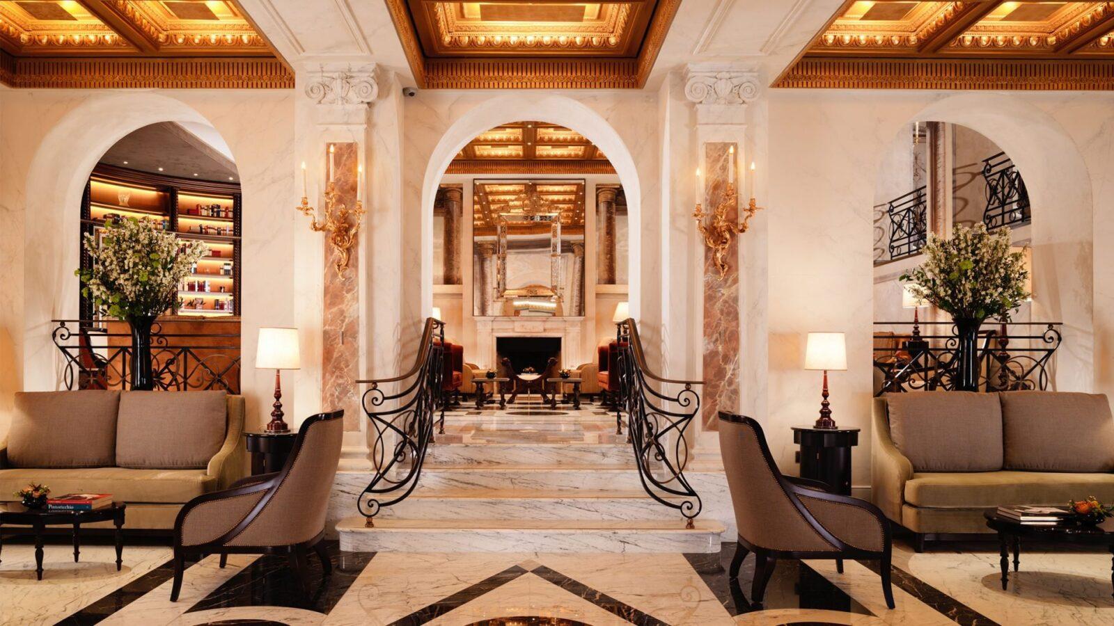 Hotel eden dorchester collection - Hotel eden en roma ...