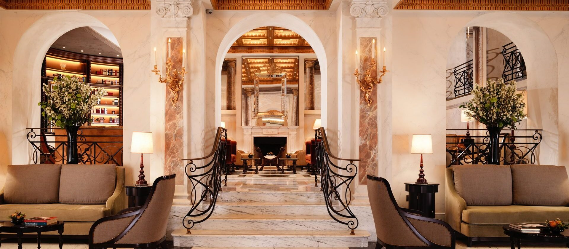 Hotel Eden Luxury 5 Star Hotel In Rome Dorchester Collection