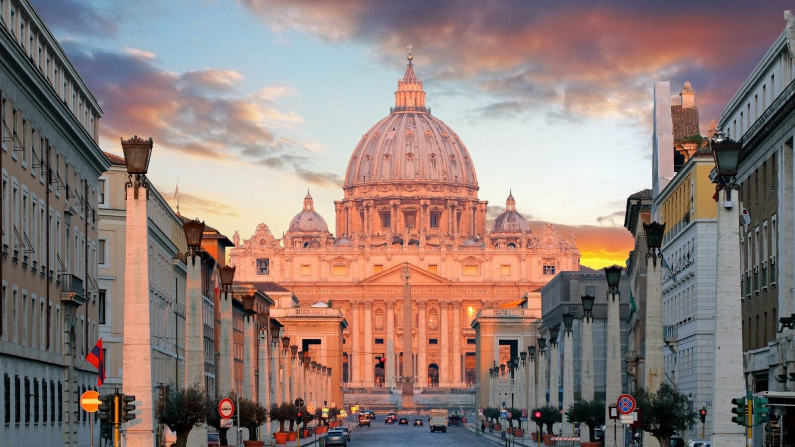 Vatican Museums by Night
