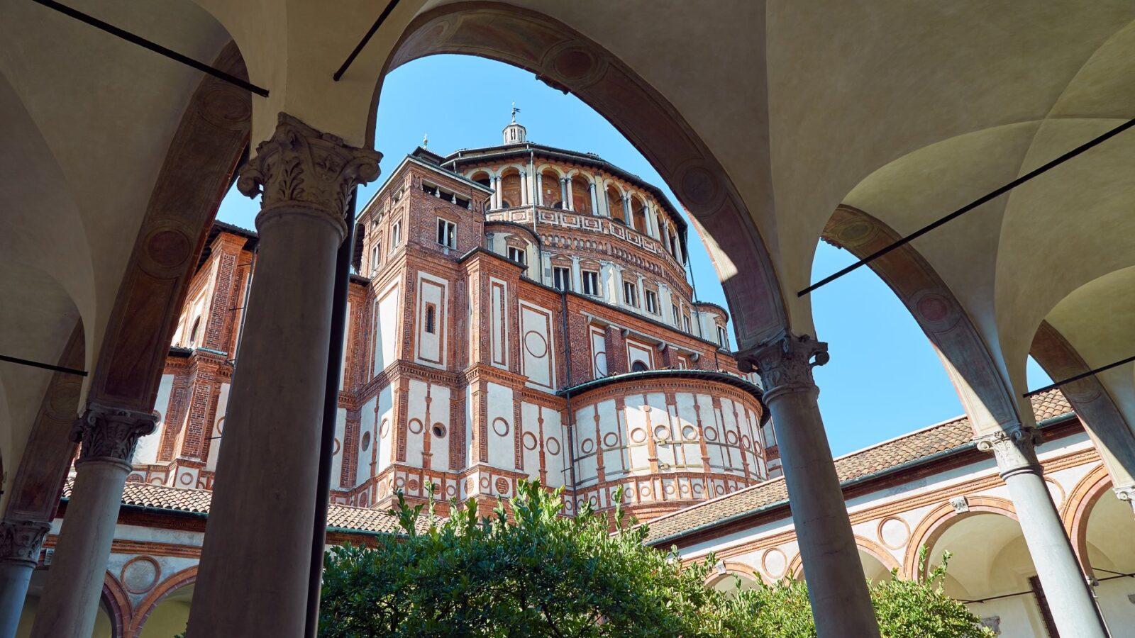 Hotel Principe di Savoia Milan, Discover Leonardo offer, Santa Maria delle Grazie Church
