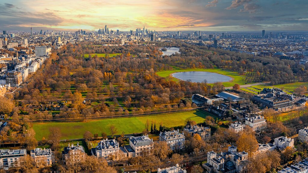 A guide to Hyde Park