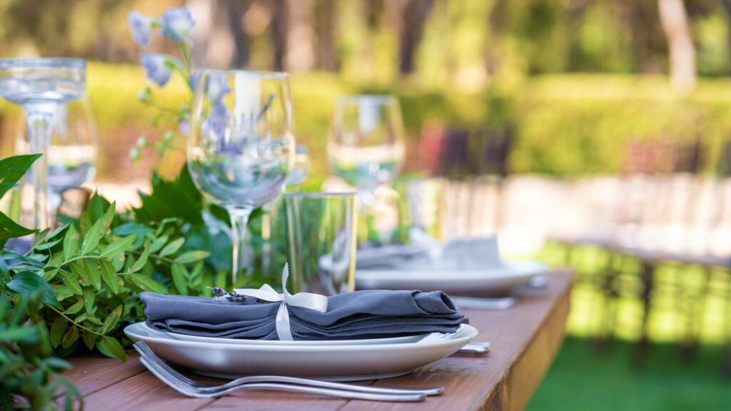 6 ideas for delicious summer dining