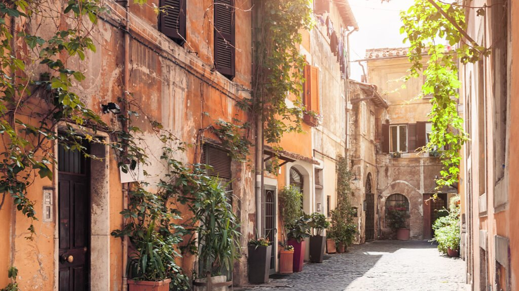 A Neighbourhood Guide to Trastevere