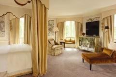 Even if only for tonight, you're home. The Dorchester