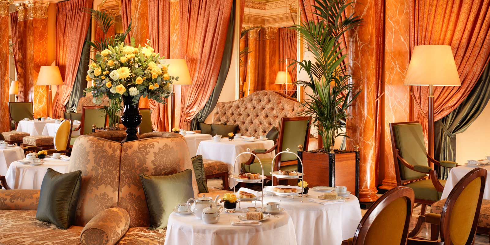 The Dorchester Afternoon Tea