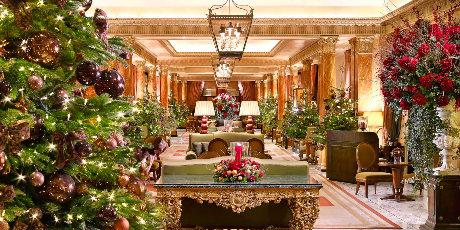 Très Festive Season at The Dorchester | Luxury Hotels in London HC26
