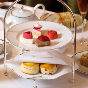 Valentines Day Afternoon Tea at the Dorchester