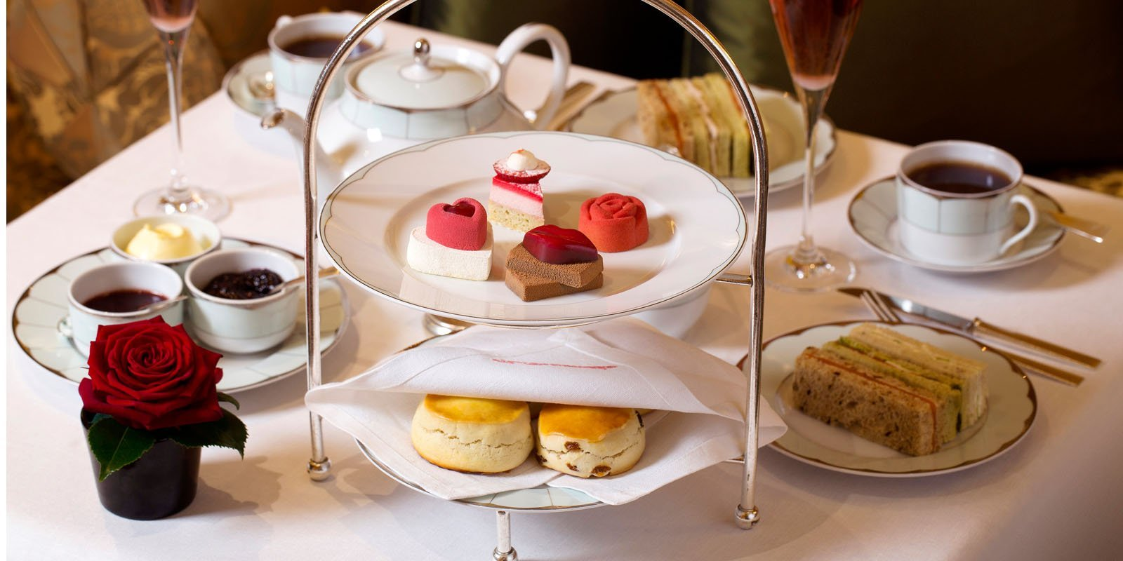 Luxury Afternoon Tea London | The Dorchester